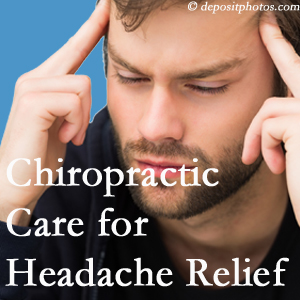 Hollstrom & Associates Inc offers Largo chiropractic care for headache and migraine relief.