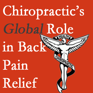 Hollstrom & Associates Inc is Largo's chiropractic care hub and is excited to be a part of chiropractic as its benefits for back pain relief grow in recognition.
