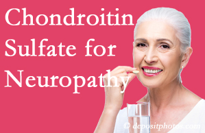 Hollstrom & Associates Inc shares how chondroitin sulfate may help relieve Largo neuropathy pain.