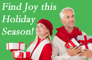 Hollstrom & Associates Inc wishes joy for all our Largo back pain patients to improve their back pain and their outlook on life.