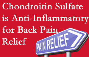 Largo chiropractic treatment plan at Hollstrom & Associates Inc may well include chondroitin sulfate!