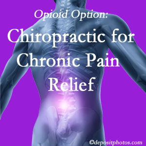 Instead of opioids, Largo chiropractic is valuable for chronic pain management and relief.