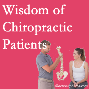 Many Largo back pain patients choose chiropractic at Hollstrom & Associates Inc to avoid back surgery.